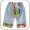 SIZE 0 Boys Corduroy panel pants