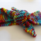 Handknitted Woolen Hair Wrap