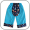 SIZE 1 Boys Corduroy panel pants