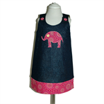 Elephant Pinafore