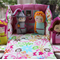 Double Doll Playhouse Set - Little Red Riding Hood AND Rapunzel Set