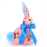 Pom-Pom Easter Bunny Rabbit