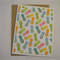 Thongs - Blank Greeting Card & Envelope