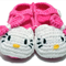 """ Hello kitty"" baby shoes"