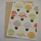 Large Air Balloons - Blank Greeting Card & Envelope