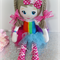 Harmony - Rainbow Ballerina with tutu and ballets