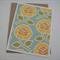 Yellow Flowers - Blank Greeting Card & Envelope