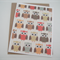 Hoot Hoot - Blank Greeting Card & Envelope