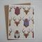 Oh Deer - Blank Greeting Card & Envelope