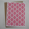 Blank Canvas - Blank Greeting Card & Envelope