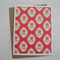 With Love - Blank Greeting Card & Envelope