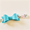 Aztec Print Bow Headband - Teal