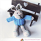 Bailey - Hand Knitted Bunny Toy Softie