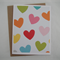 Party Hearts - A2 Blank Greeting Card & Envelope