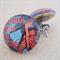 The Girl from Vegas - earrings