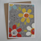 Wild Flowers - A2 Blank Greeting Card & Envelope