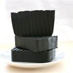 Activated Charcoal & Red Clay Soap. Detox. Cold Processed. Natural. Vegan.