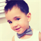 Choice of 1 x Boys Bow Tie with Velcro adjustable tie back