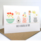 Happy Mothers Day Card - Pot Plants - HMD007 Mum Handmade