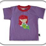 CLEARANCE... SIZE 2 Handmade Mermaid T-shirt
