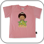 CLEARANCE... SIZE 3 Handmade Princess T-shirt
