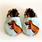 size 3-6 months baby shoes WILD THING