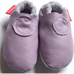Leather 0-6m Lovely Lavender