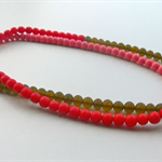 Tri Tone Super Long Resin Strand
