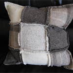 Rustic Cushion