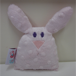Easter Bunny Rattle Softie - Rabbit