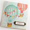 Happy Mother's day card Mothers Day pastel mint balloons Mum Nanna Nanny Grandma