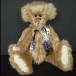 'Jordan' - Handcrafted mohair teddy bear