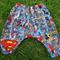 'SUPER HERO' Baggy Bum Pants