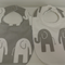 Gorgeous Elephants Boy or Girl Bibs - set of 2 - Elephants