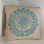Vintage Doily Cushions