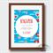 Balloon Love Birth Stat Nursery Print