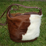 Leather Bag all Genuine Cowhide Leather Bag