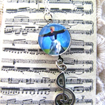 The Hills are Alive! Sound of Music Necklace