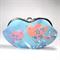 Eyeglasses case clutch purse - Mother Bird and Baby Bird