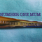 Number One Mum,Hand Stamped Spoon Stainless Steel Teaspoon,Mothers Day,Cultery