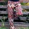 Size 6 -16 Women's Lounge Pants Zig Zag Bright