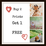 SPECIAL Buy Any 2 prints and get 1 FREE