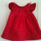 "Toddlers ""Gypsy Red"" Dress - Size 1"