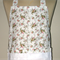 Kitchen High Tea Apron with lace - Mothers Day Birthday, Gift Idea