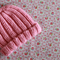 Newborn Knitted Ribbed Beanie