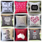 HUGE selection of Mother's Day Gift Pillows - Custom made! You choose!