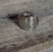Silver Ramanian Spoon Ring