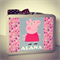 Personalised Storage Carry Cases - Kids Gifts - Peppa Pig