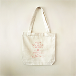 Sugar, Spice and Everything Nice Tote (L)