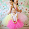 Gorgeous Shocking Pink Tutu.  Size 2 - 8 (custom made). Princess. Dress Up.